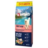 ONTARIO Dog Adult Large Fish & Rice 15+5 kg 20kg