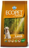 Ecopet Natural Adult Lamb Mini 12kg +2kg zdarma