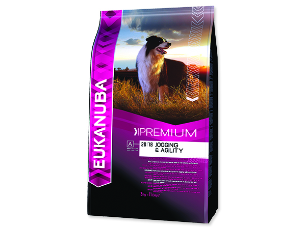 EUKANUBA Adult Jogging & Agility 3kg