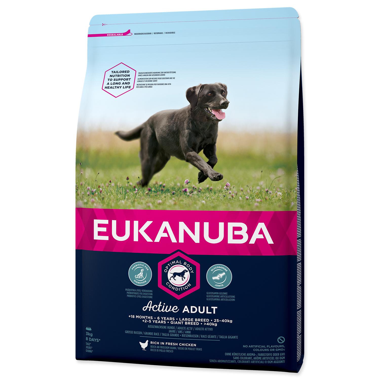 EUKANUBA Adult Large Breed 3kg