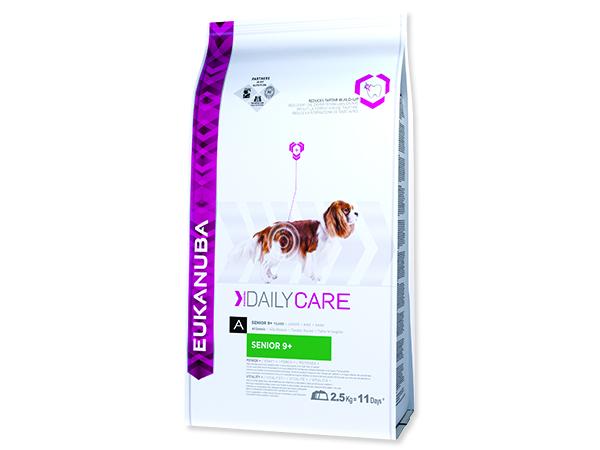 EUKANUBA Daily Care Senior Plus 2,5kg