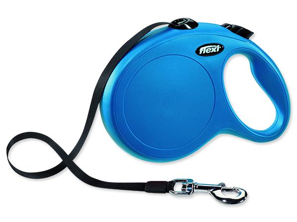 Vodítko FLEXI Classic New páska modré L 1ks