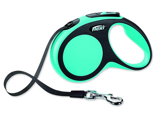 Vodítko FLEXI New Comfort páska modré S 1ks
