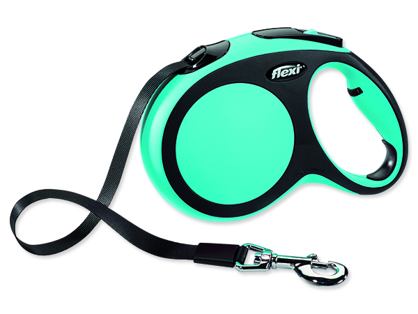 Vodítko FLEXI New Comfort páska modré L - 5 m 1ks