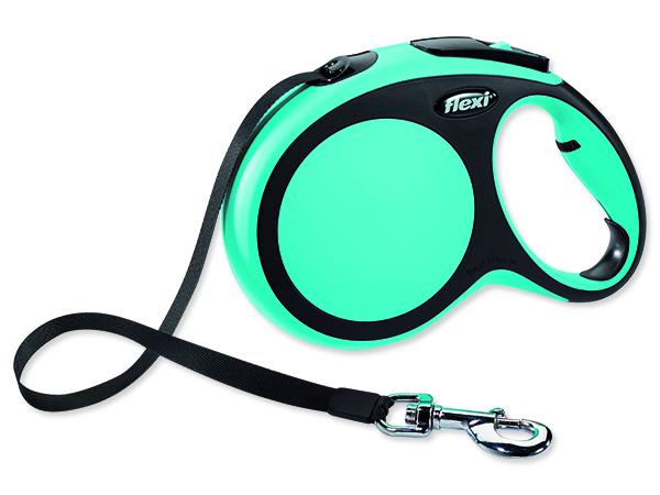 Vodítko FLEXI New Comfort páska modré L - 8 m 1ks
