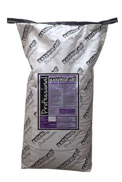 BARKING HEADS PROFESSIONAL LARGE BREED PUPPY 18kg