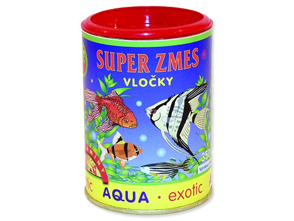 Supersměs vločky AQUA EXOTIC 350ml