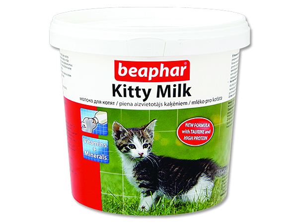 Mléko sušené BEAPHAR Kitty Milk 500g