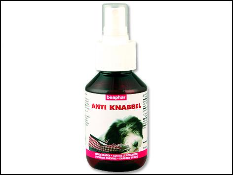 Spray BEAPHAR Anti Knabbel proti okusování 100ml