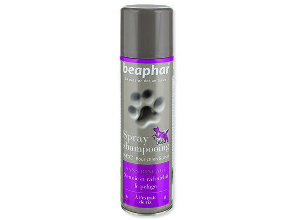 Šampón BEAPHAR suchý práškový 250ml