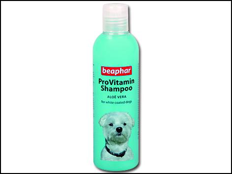 Šampón BEAPHAR ProVitamin pro bílou srst 250ml