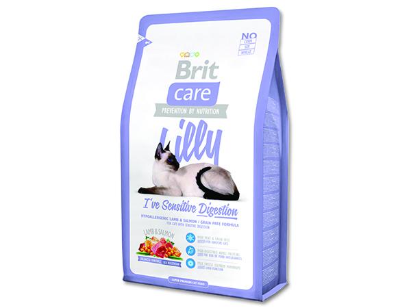 BRIT Care Cat Lilly I`ve Sensitive Digestion 7kg