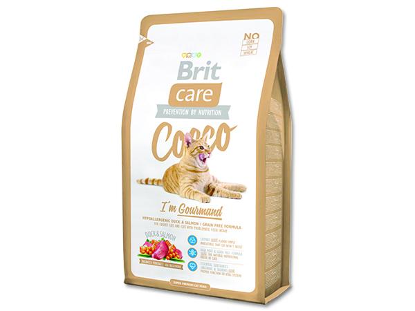 BRIT Care Cat Cocco I`am Gourmand 7kg