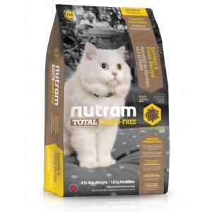 T24 Nutram Total Grain Free Salmon Trout Cat 6,8 kg - bezobilné krmivo