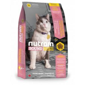 Nutram Sound Adult/Senior Cat 1,8 kg - pro dospělé a starší kočky