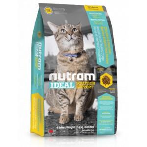 Nutram Ideal Weight Control Cat 1,8 kg - pro dospělé kočky – kontrola váhy