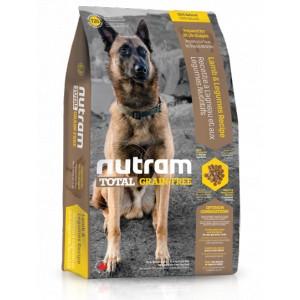 Nutram Total Grain-Free Lamb & Legumes, Dog 2,27 kg (bezobilné krmivo, jehněčí a luštěniny, pro psy)