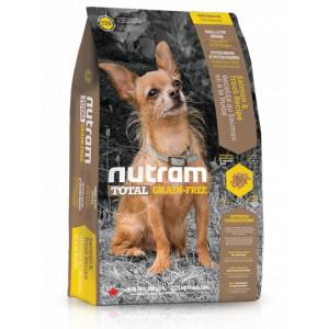 Nutram Total Grain Free Salmon Trout Dog 2,72 kg (bezobilné krmivo, losos a pstruh, pro psy malých plemen)