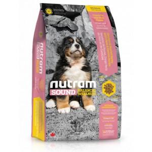 Nutram Sound Puppy Large Breed 13,6 kg - pro štěňata velkých plemen