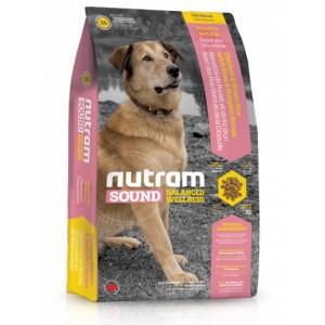 Nutram Sound Adult Dog 2,72 kg - pro dospělé psy