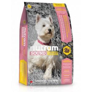 Nutram Sound Adult Dog Small Breed 2,72 kg - pro dospělé psy malých plemen