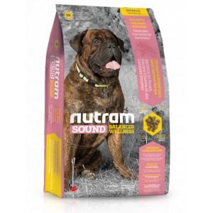 Nutram Sound Adult Dog Large Breed 13,6 kg - pro dospělé psy velkých plemen