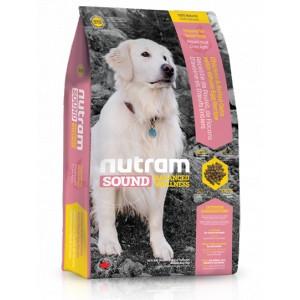 Nutram Sound Senior Dog 13,6 kg - pro psí seniory všech plemen