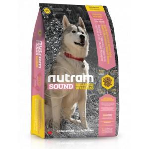 Nutram Sound Adult Dog Lamb 2,72 kg - pro dospělého psa, z jehněčího masa