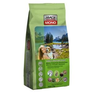 Dry MACs Dog MONO KRÁLÍK 12 kg