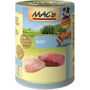 Konz. MACS Dog pro ŠTĚŇATA 6x400 g