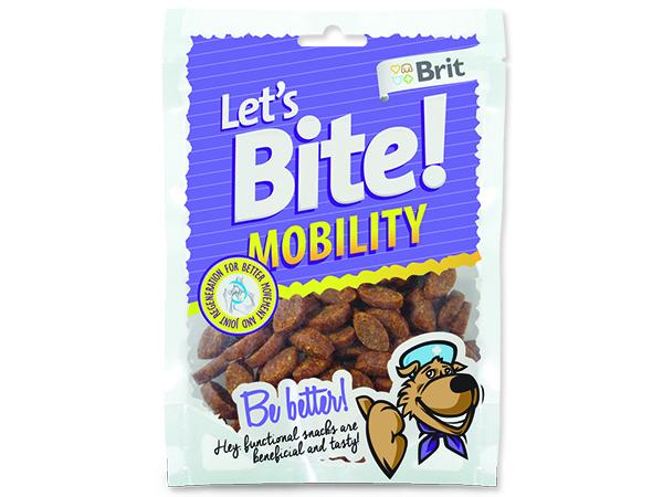 Snack BRIT Dog Lets Bite Mobility 150g