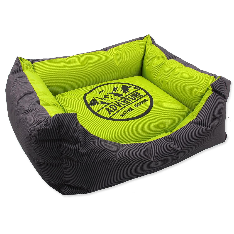 Pelech DOG FANTASY Adventure zeleno-šedivý 50 cm 1ks