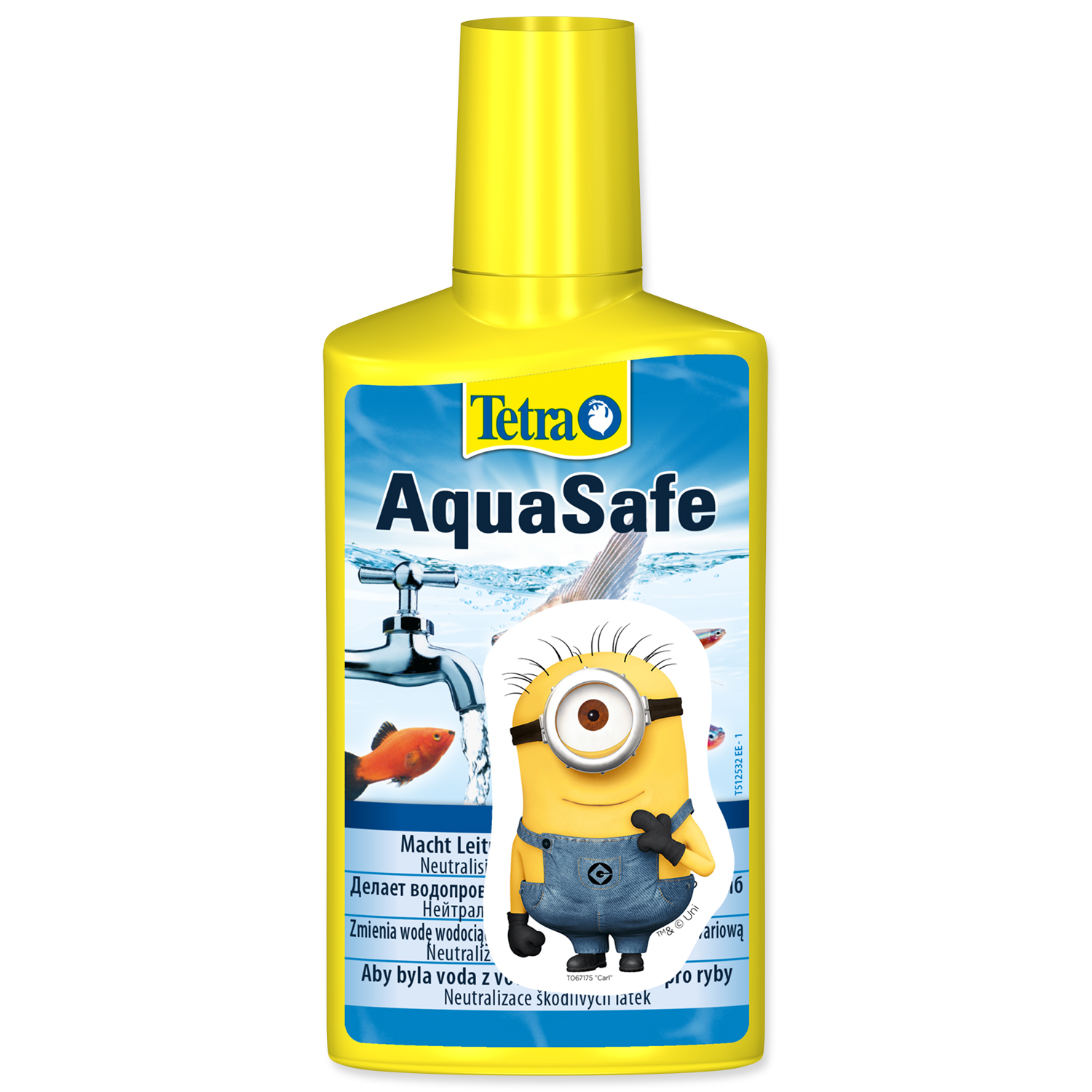TETRA AquaSafe edice Mimoni 250ml