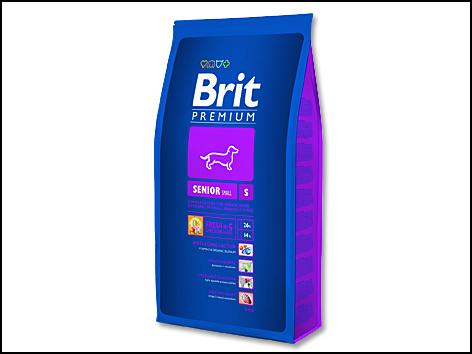 BRIT Premium Senior S 8kg