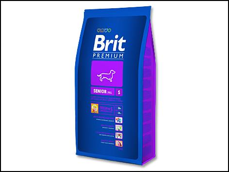 BRIT Premium Senior S 1kg