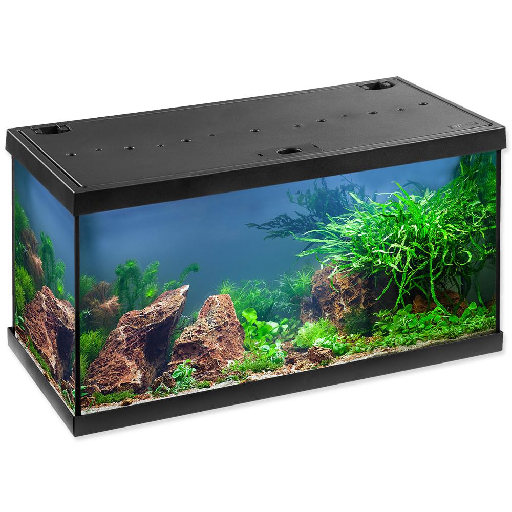 Akvárium set EHEIM Aquastar LED černé 54l