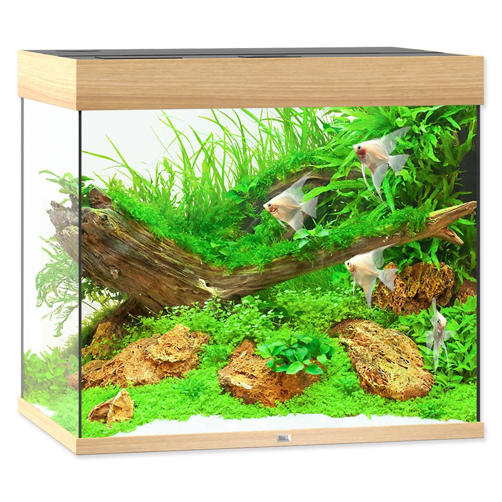 Akvárium set JUWEL Lido LED 200 dub 200l