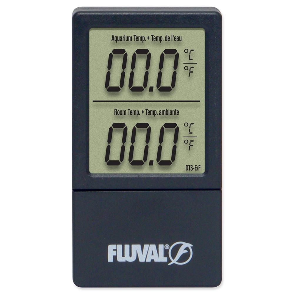 Teploměr FLUVAL digitální, bezdrátový 2v1