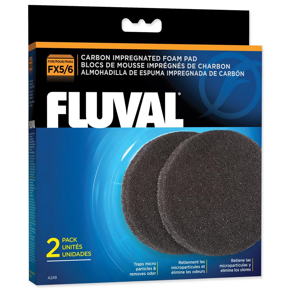 Náplň carbon molitan FLUVAL FX-6