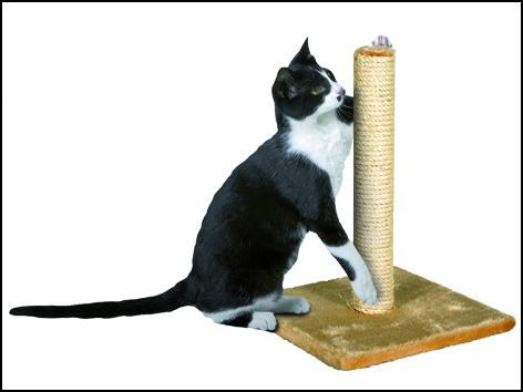 Odpočívadlo MAGIC CAT Nora béžové 37 cm 1ks