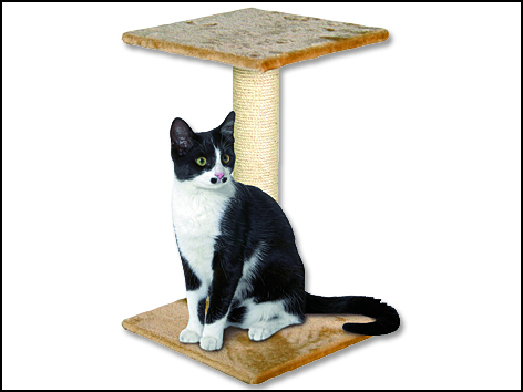 Odpočívadlo MAGIC CAT Beata béžové 39 cm 1ks