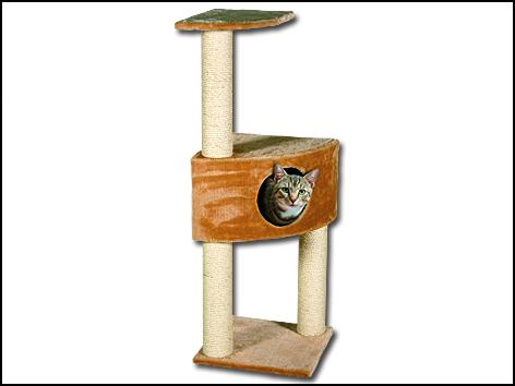 Odpočívadlo MAGIC CAT Irena béžové 109 cm 1ks
