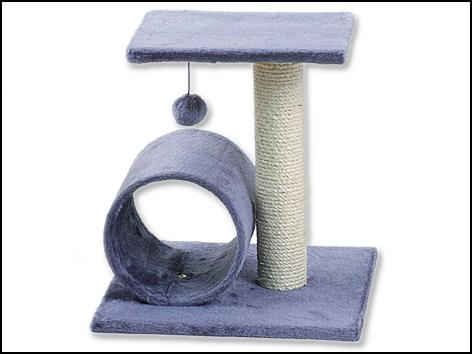 Odpočívadlo MAGIC CAT Helen šedé 54 cm 1ks