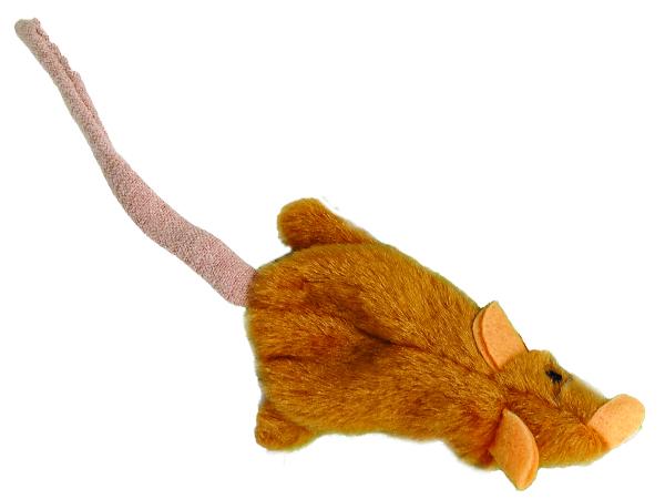 Hračka MAGIC CAT Skinneeez myš mix 1ks