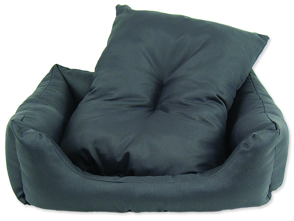 Sofa DOG FANTASY Basic antracitové 75 cm 1ks
