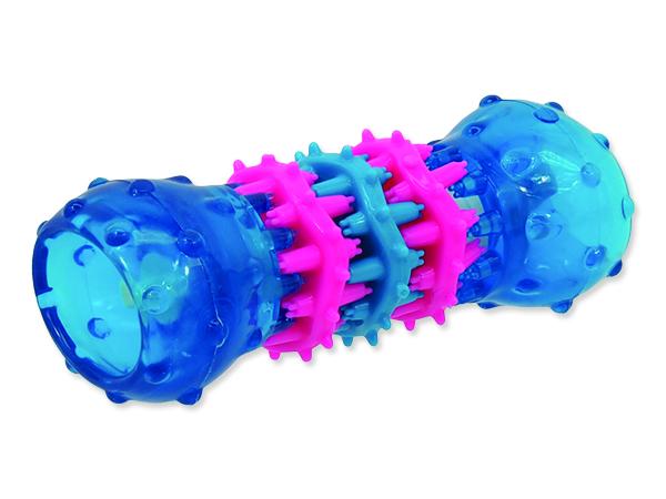 Hračka DOG FANTASY TPR Dental modrá 10 cm 1ks
