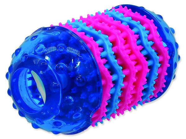 Hračka DOG FANTASY TPR Dental modrá 14,4 cm 1ks