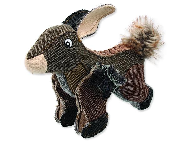 Hračka DOG FANTASY textilní králík 1ks
