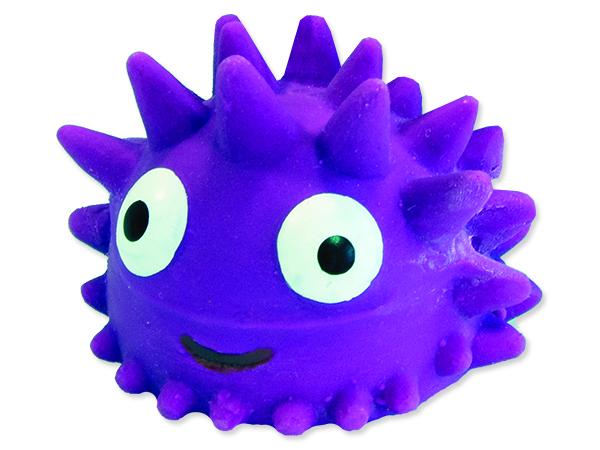 Hračka DOG FANTASY Latex ježek se zvukem 5 cm 1ks
