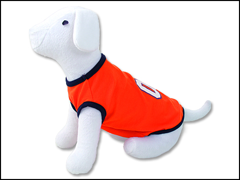 Triko DOG FANTASY Sport 01 oranžové XL 1ks